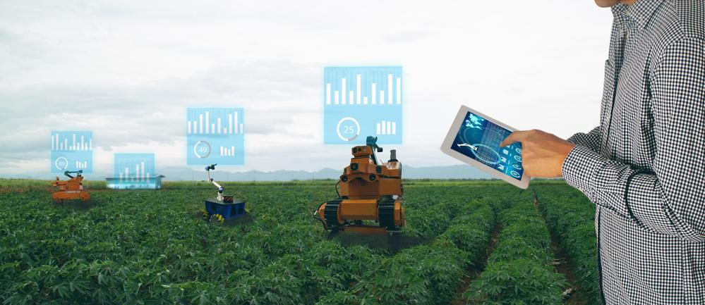 16 Robotok a mezőgazdaságban