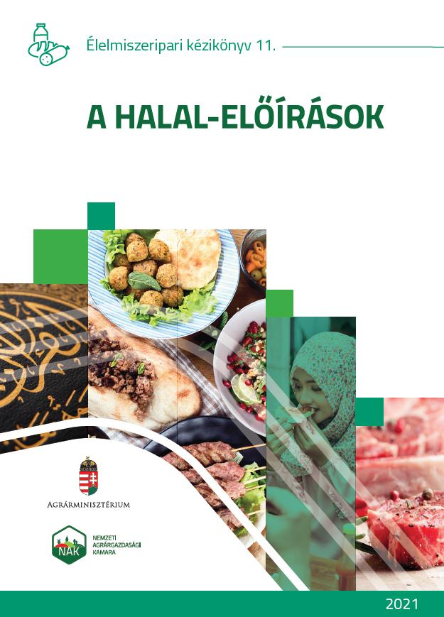 Élelmiszeripari kézikönyv - A halal előírások